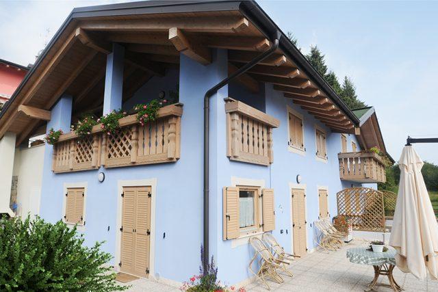 Residenza Gabriele – San Giacomo di Brentonico – TN